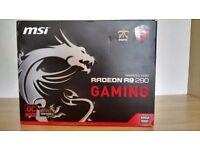 MSI RADEON R9 290 OC Edition 4Gb