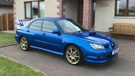 2005/55 Subaru Impreza 2.5 WRX Hawkeye