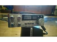 Cb radio audioline
