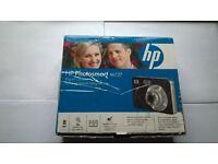 Photosmart digital camera & case & box