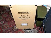 Marshall 100w 4x12 MG CF