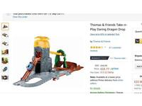 Thomas take n play dragon drop