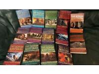 The Roman Mysteries Books