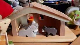 Ostheimer stable/barn