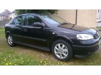 2004 Vauxhall Astra 12 months M.O.T