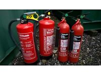 FREE Fire extinguisher's
