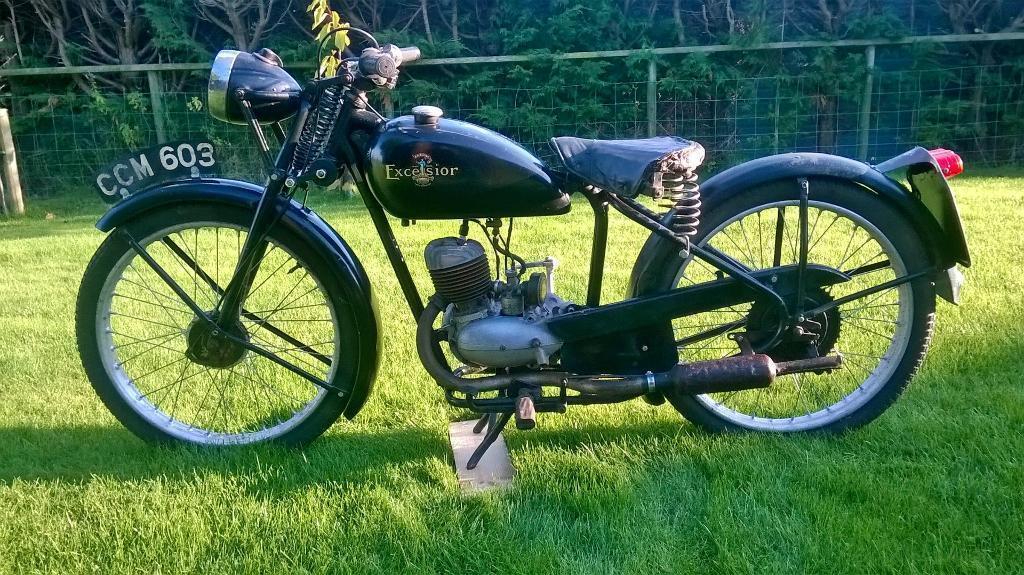 Villiers motorbike in st asaph denbighshire gumtree for Villiers 86