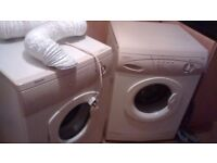 Can deliver matching 5k aquaris washing machine and dryer both in good condition