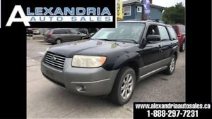 2006 Subaru Forester 2.5XS/as is/you certify you save