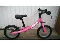 Ridgeback Scoot Balance Bike - Great condition - RRP £100