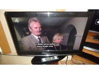 "SENSE 32"" LED FREEVIEW TELEVISION"