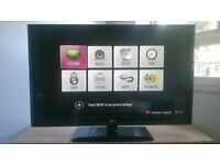 LG 42inch full hd 1080p tv very good condition fully working.