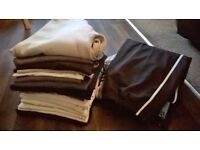 Assorted gents/mens clothing