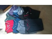10 mens polo shirts size medium