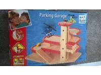 Sustainable Plan Toy Plan City Parking Garage 6007