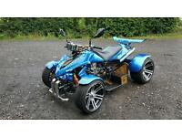 2011 Road legal quad