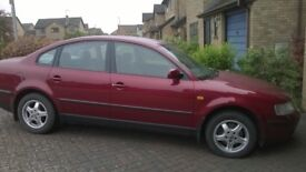 VW PASSAT 1.8S 20V 1998 SALOON ONE OWNER FROM NEW