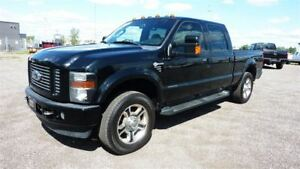 2009 Ford F-250 SUPER DUTY HARLEY DAVIDSON