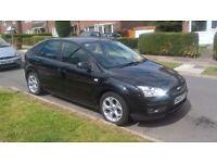Ford focus 1.6 for sale good little runner, sell or swap for van £1500