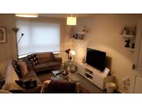 Shared flat. Spare double bedroom to rent.