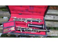 Antique Selmer Oboe