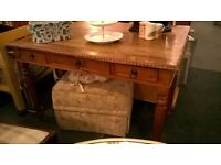 Desk - Thaket Desk/Dressing Table - Available from Ellies' Great Yarmouth