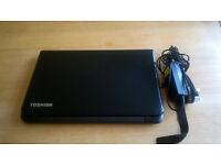 Toshiba laptop satellite C50 -B-14z windows 10 15.6 inch screen