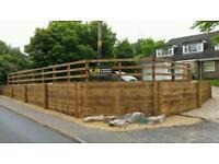 KJB Landscape & Fencing services. Professional Fencing & Landscaping in Norwich & Norfolk