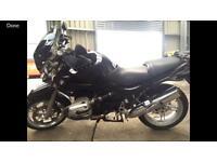 Bmw r 1150r loverly cheap.....