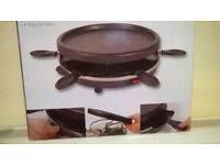 Torino Raclette grill