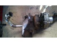 Vauxhall Astra mk3 turbocharger