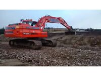 360 Excavator Operators Required