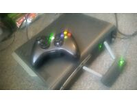 xbox 360 and gta5 and four controllers