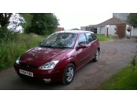 AUTOMATIC Ford Focus 11 months MOT