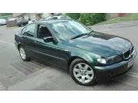 2002 BMW 318I se 2.0 automatic SE