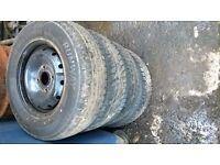 4x108 steel wheels peugeot