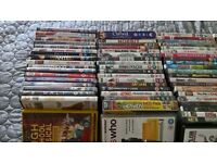Mixed Lot of 90 DVD's