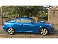 Hyundai Coupe S 1.6 2005 (55) **Full Years MOT**Low Mileage**Sports Coupe**Only £1795**