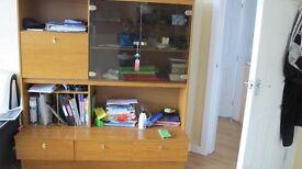 display cabinet\dresser