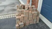 Lot of pavers -Different sizes
