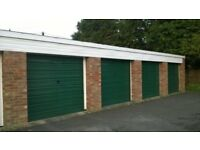 Garages available now for rent in Knights Close, West Overton