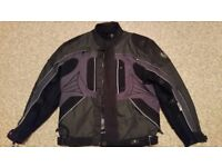 BELSTAFF MOTORBIKE JACKET SIZE MEDIUM