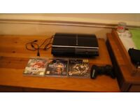 Sony ps3 controller and games