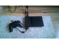 PS2 Console with 60 games
