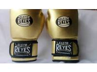 New customized gelato reyes boxing gloves available in all oz and all colours