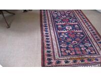 Handmade Turkish rug
