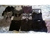 Bundle of Lovely Ladies Tops size 10/12
