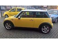 Mini Cooper 1.6 2003 (03)**Full Years MOT**A Very Eye Catching & Iconic Car For ONLY £2195!!!
