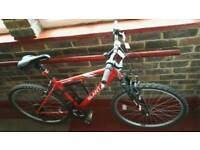 Second-hand mountain bicycle