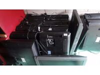 JOBLOT WHOLESALE EXPORT 13 WORKING LCD TELEVISIONS